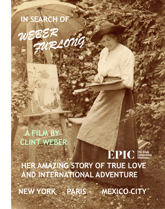 Wilhelmina Weber Furlong (1878-1962) Paris France